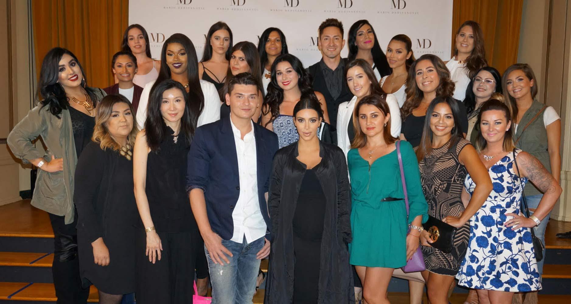 Master Class with Kim Kardashian