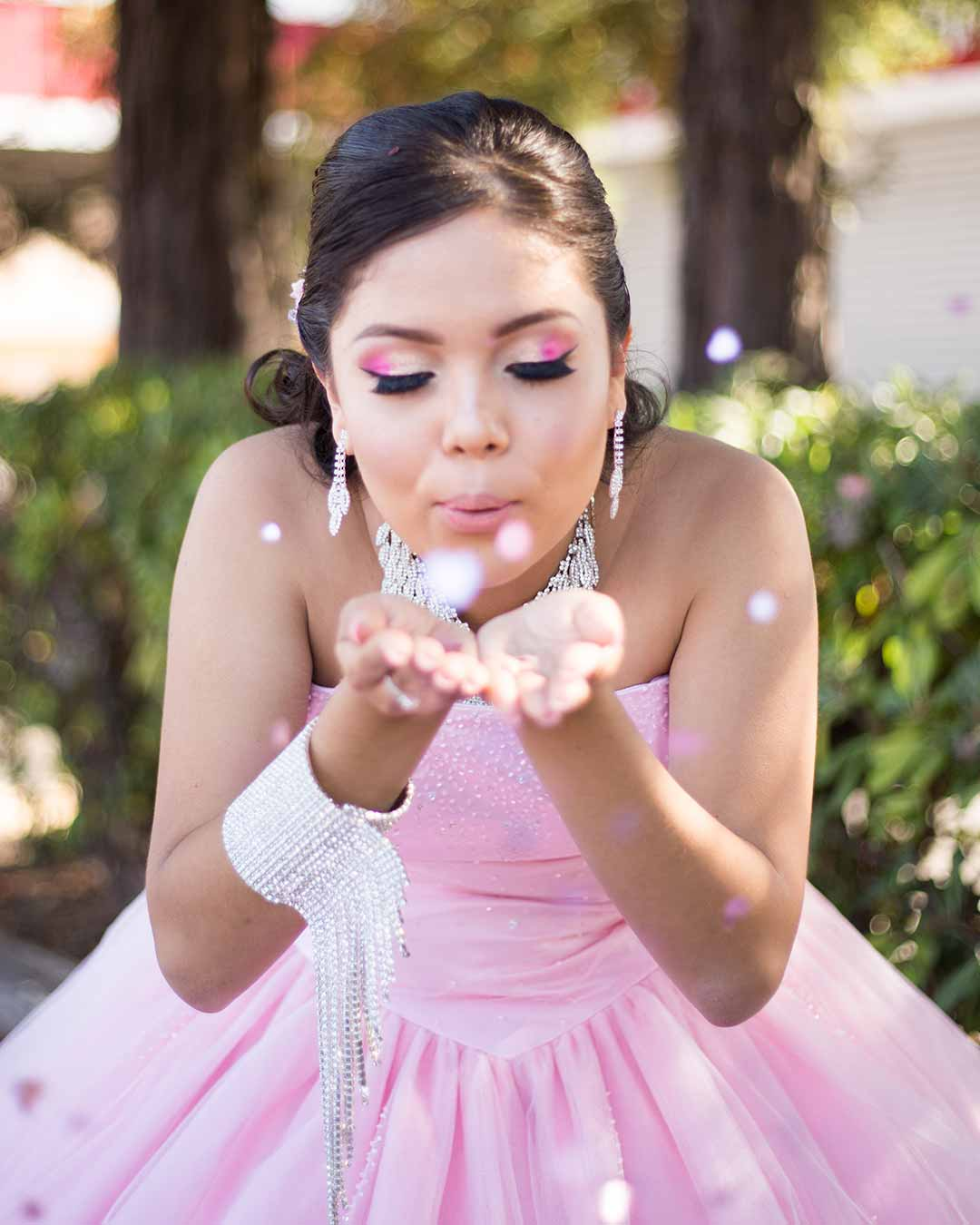 Hair And Makeup For Quinceaneras Style Guru Fashion Glitz Glamour Style Unplugged